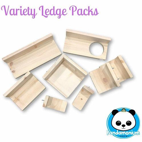 Variety Ledge Packs