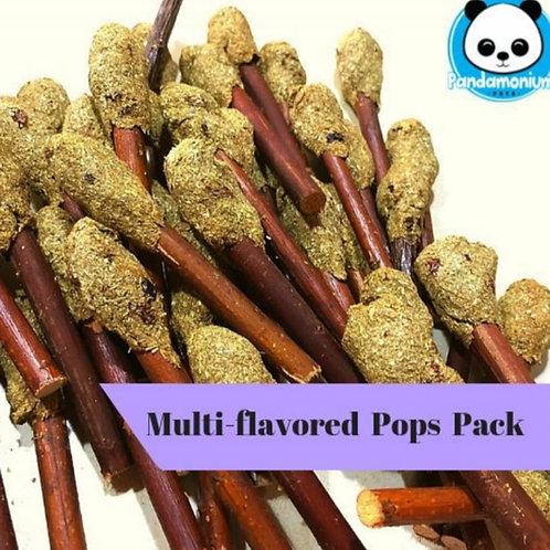 Multi-Flavored Pops- The Original Chin Pops!