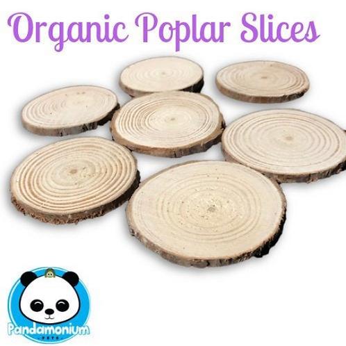 Organic Poplar Chews