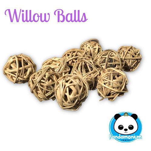 Small Willow Balls