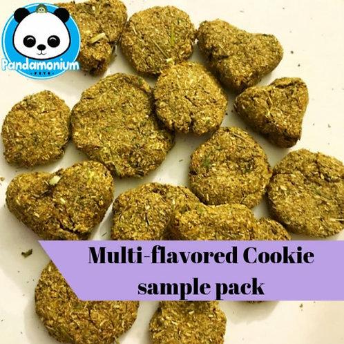 Chinchilla Cookies Multi-flavored Sample pack-100% SAFE & BEST ingredients