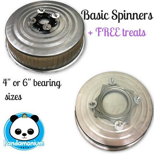 Basic Spinner-Chinchilla Wheel