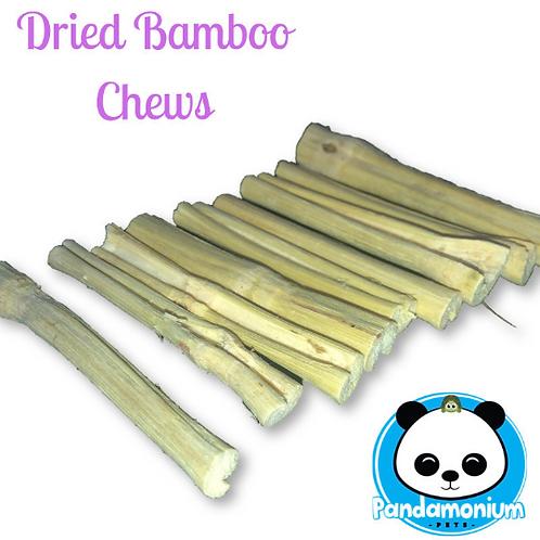 Dried Bamboo Chews