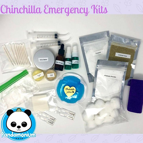 Chinchilla Emergency Kits