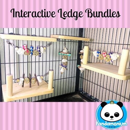 Interactive Ledge Bundles