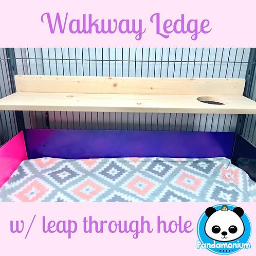 Walkway Ledge