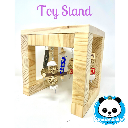 Toy Stand- Toy Gym