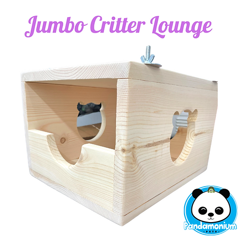 Jumbo Critter lounge
