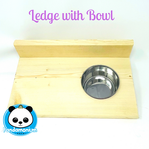Ledge with Bowl