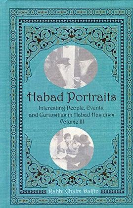 Habad Portraits: Volume 3