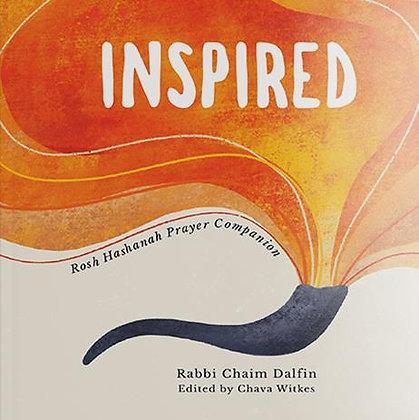 Inspired: Rosh Hashanah Prayer Companion