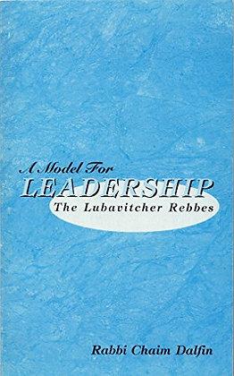 A Model for Leadership