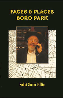 Faces and Places: Boro Park