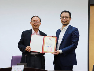 我相信台灣年輕人「光明的未來」 ──燃點理事長蔡致中主講