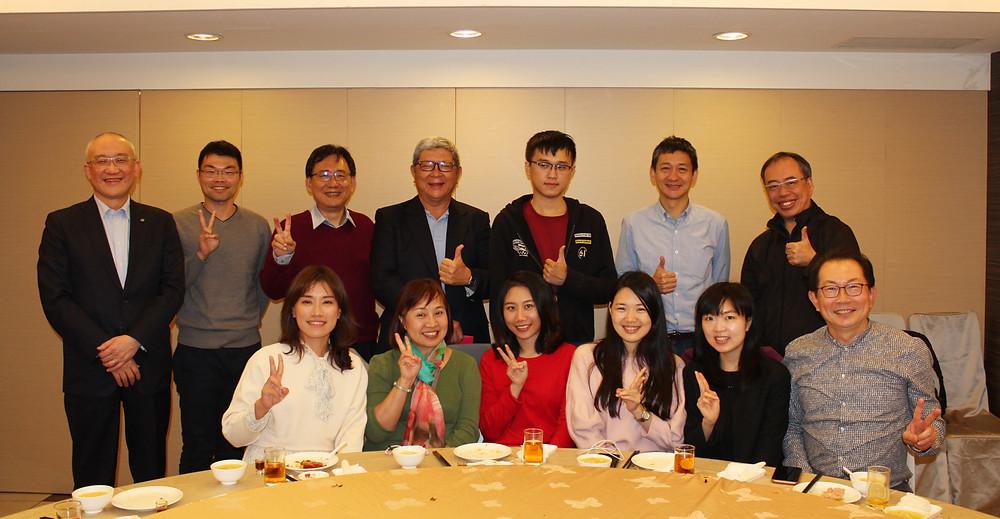燃點常務會議──悅上海