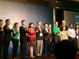 FINTalks.org──Fintech CEO 高峰論壇──金融科技巨擘在亞洲──台北君悅大飯店3樓宴會廳