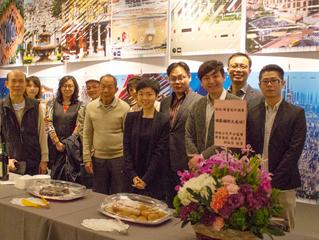 台北城市色彩── 林郁書設計個展於光點台北