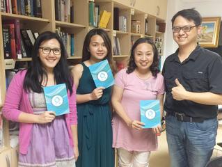 拜會O2O計畫主持人康仕仲教授──台大共教中心