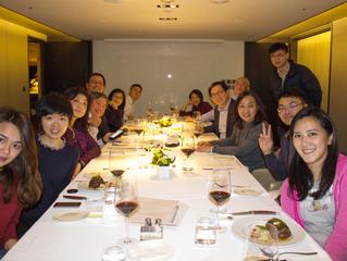 燃點3月常務會議──Madison Taipei台北慕軒