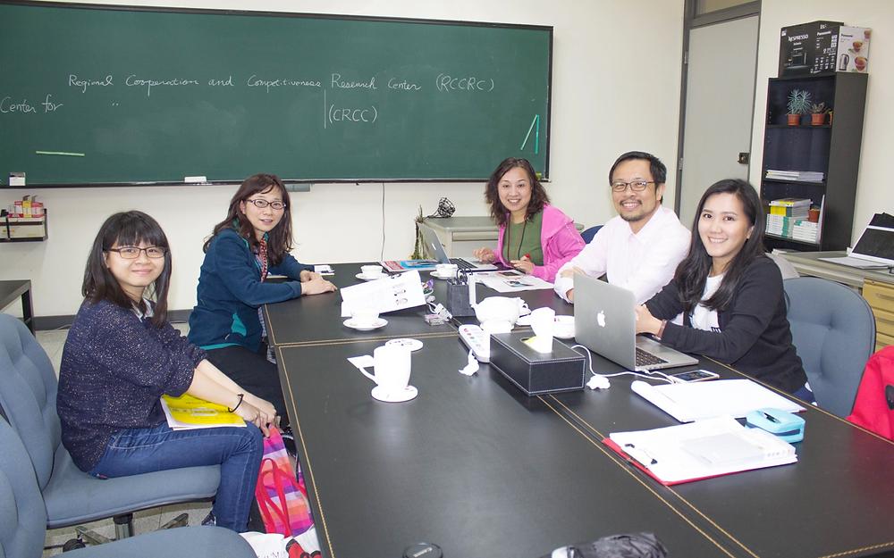 醫療專案會議──台大國發所418辦公室