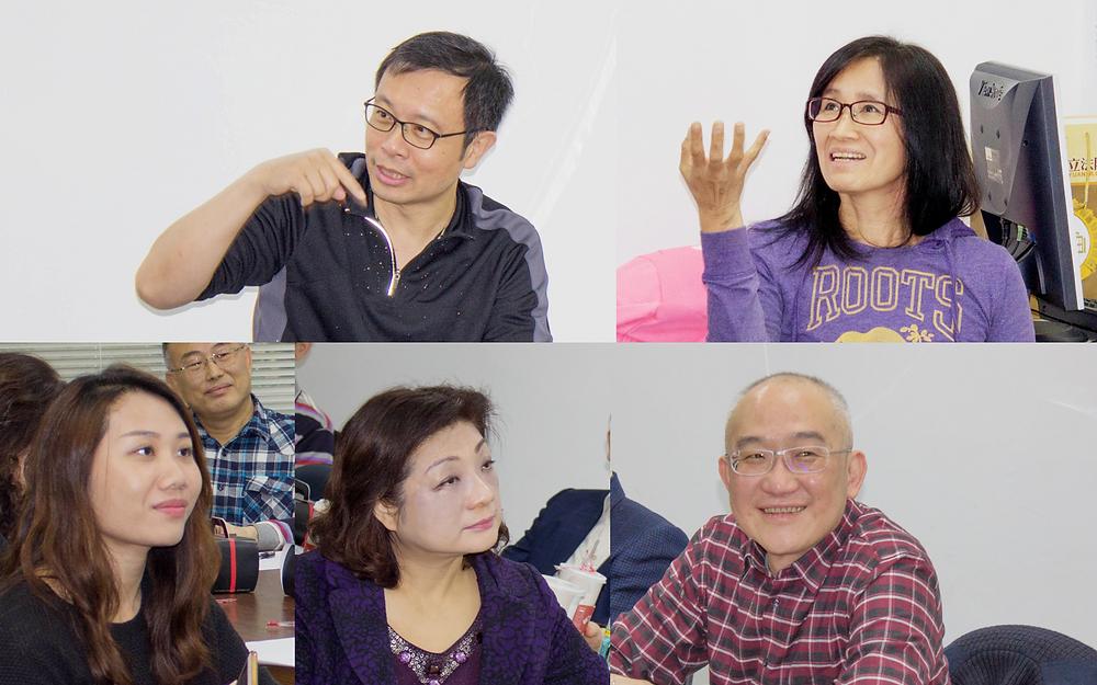 第十次常務理監事會議──審核新會員入會名單