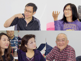 燃點第十次常務理監事會議──審核新會員入會名單