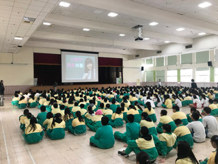燃點公民團 + 寶島淨鄉團:自備杯具,減少悲劇──臺北市立百齡高級中學