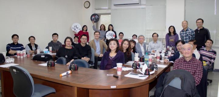 燃點工作坊 Spark Workshop #20──黑暗中的光明 + Global Shapers Taipei