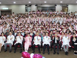 燃點受邀參與國際護師節──台大醫院國際會議廳