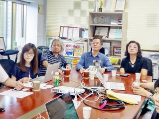 今周刊戰情室──好命退休專案會議