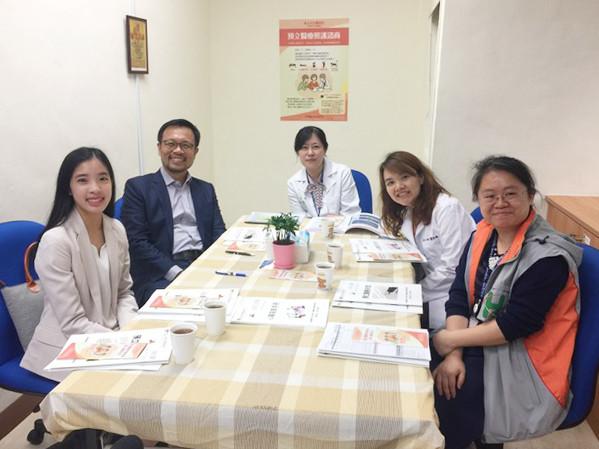 ACP預立醫療諮商試做──台北市立聯合醫院