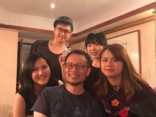 燃點常務會議暨迎新送舊晚宴──永福樓