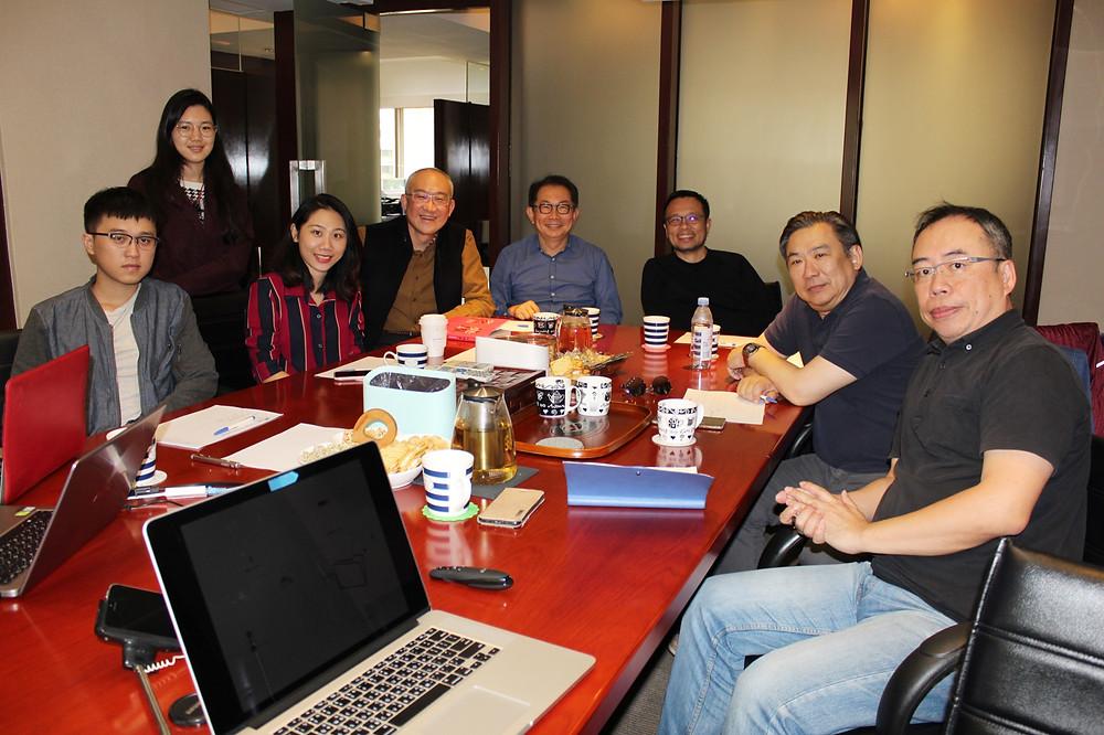 2019燃點三月常務會議──宏傑
