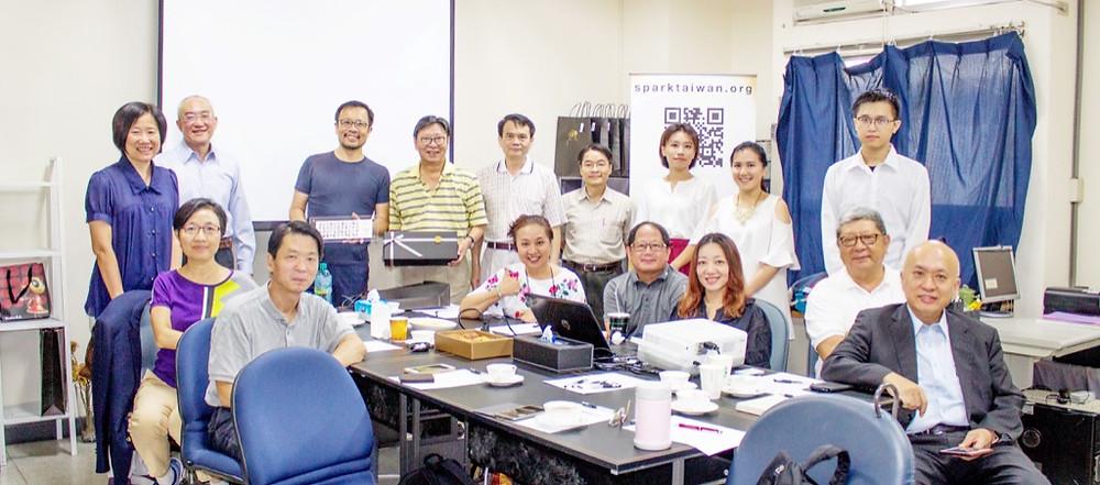 燃點工作坊 Spark Workshop #18──台灣公益組織的前世與今生