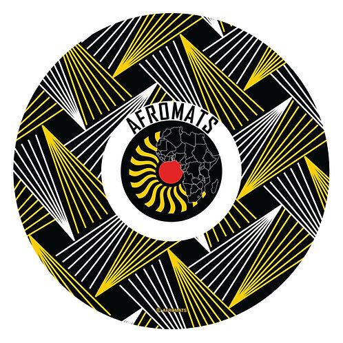 """12"""" vinyl record slipmat SPOTLIGHT"""