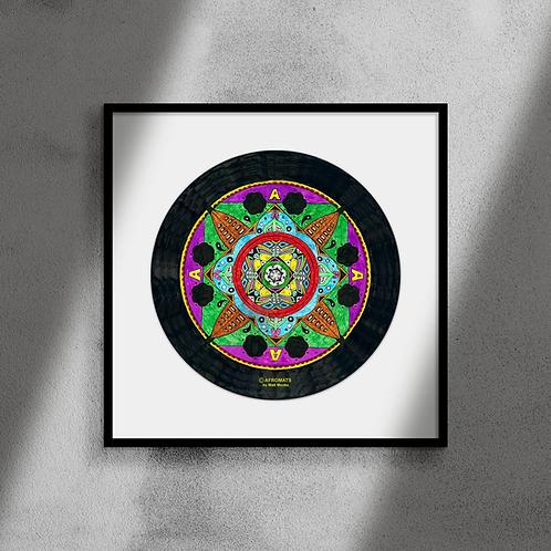 Mandala #1 by Matt Mooks