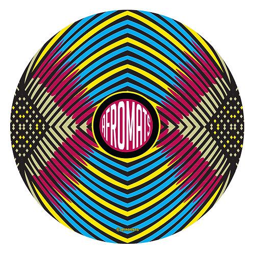 "12"" vinyl record slipmat ANGEL1"