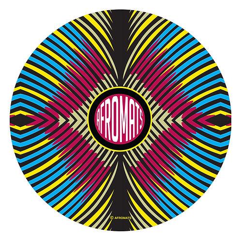 "12"" vinyl record slipmat ANGEL 2"