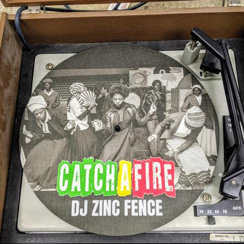 DJ ZINC FENCE