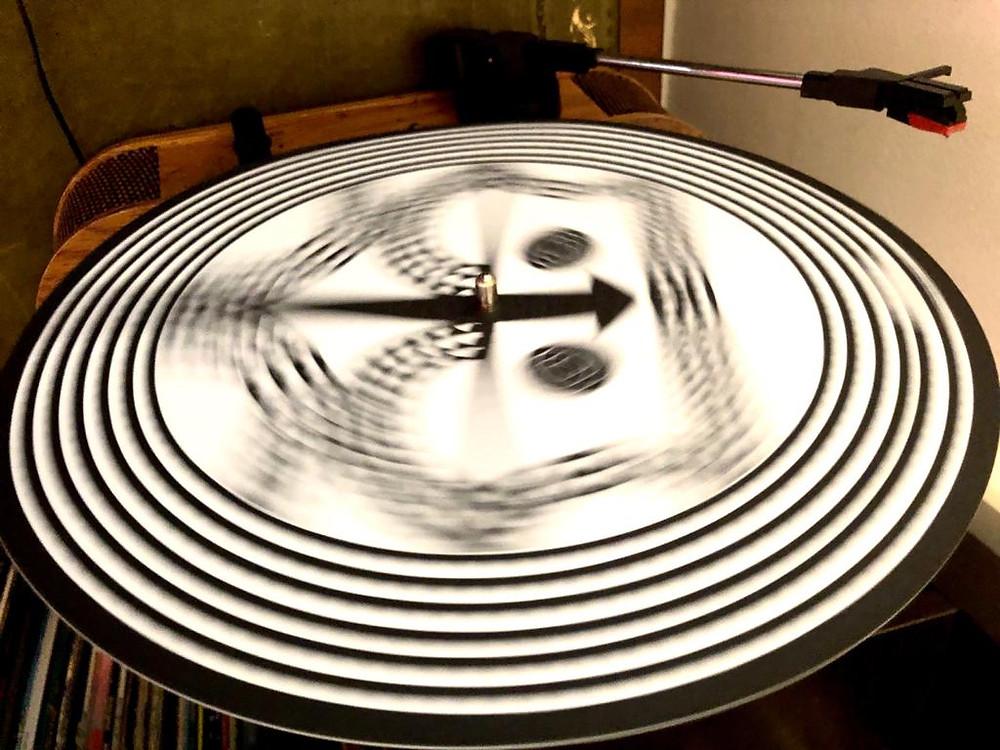 Slipmat Art for your Turntables