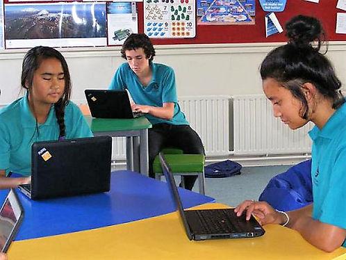 School Computer Class