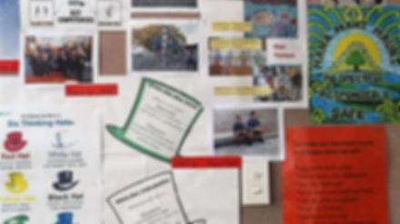 Class Room Work Board