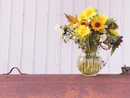 Thank you for supporting Farmhouse Flowers!