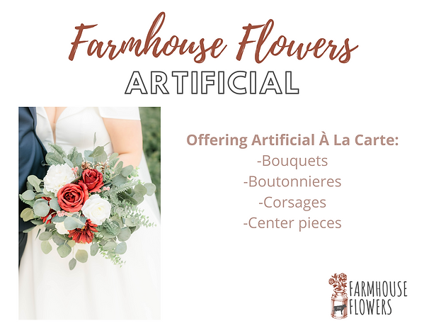 Copy of Copy of Farmhouse Flower Pricing