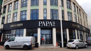 Papa's opens new site at dream location in Blackpool