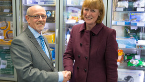 Terry Larkin departs JJ Foodservice after 26 years
