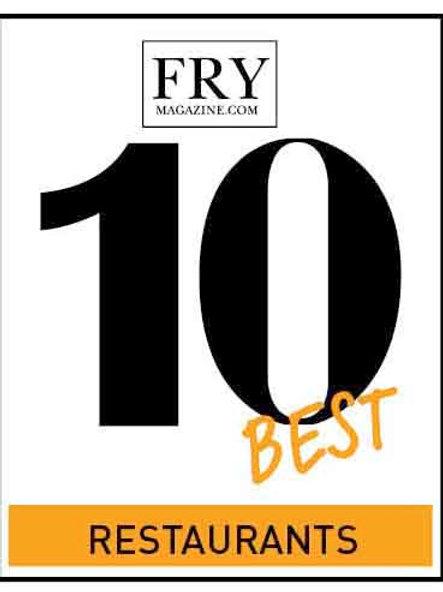 10 Best Restaurants