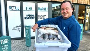 Rockfish opens retail fish market in Brixham