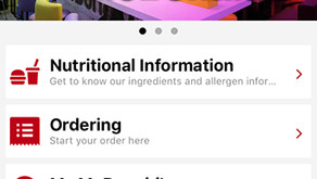 McDonald's launches mobile ordering app
