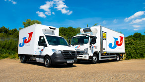 JJ Foodservice reports record sales